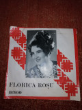 "Florica Rosu Vai De Mine, Ca-i Amiaz' single vinil vinyl 7"""