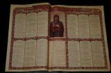 Calendar crestin ortodox 1961