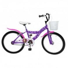 Bicicleta copii Violetta 20 INCH, Toimsa