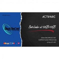 Activare Boot-Loader v2.0 (1 an, 50+10 GB)