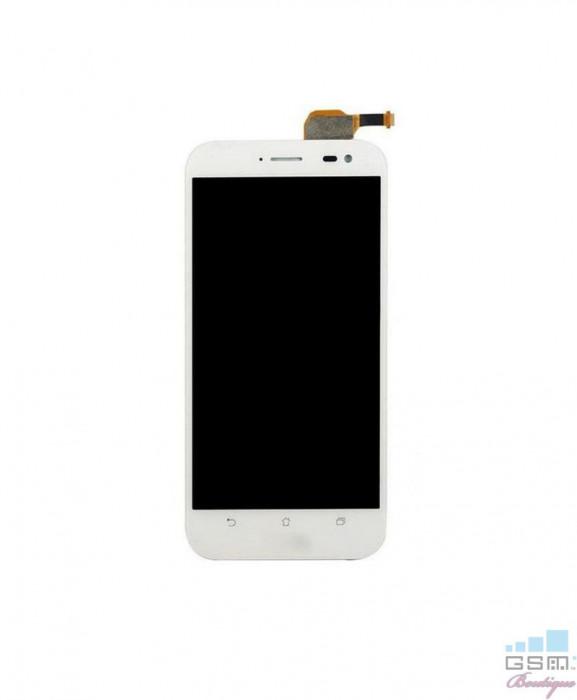 Ecran LCD Display Asus Zenfone Zoom ZX551ML Alb