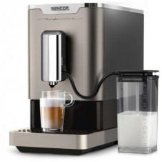 Espressor automat Sencor SES 9020NP, 1470 W, 1.1 L (Gri)