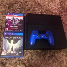 PlayStation 4 |1Tb + Controller + 2 Jocuri
