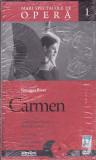 MARI SPECTACOLE DE OPERA CARMEN - GEORGES BIZET ( CU CD SI DVD )