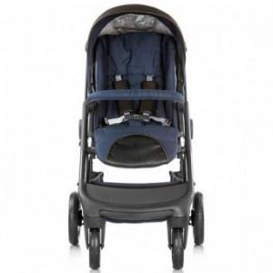 Carucior copii 0luni-15Kg Chipolino Aura 3 in 1 Blue Indigo