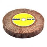 Disc perie smirghel lamelar D 300 mm