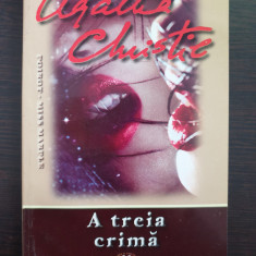 A TREIA CRIMA - Agatha Christie