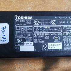 Alimentator Toshiba 15V 5A #70174