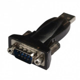 Adaptor USB la Serial DB9 RS232, Logilink AU0002E