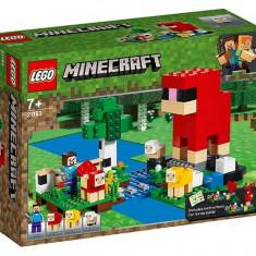 LEGO Minecraft - Ferma de lana 21153