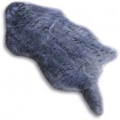 Covor din blană sintetica Skin Dolly 60x90 cm taupe, 60x90 cm