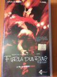 FURIA DIN RING   - FILM CASETA VIDEO VHS