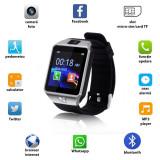Ceas smart SoVog SC02S Bluetooth 3.0 functie telefon 13 functii Android 4.3 Negru