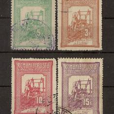 1906 L.P. 58 stampilat  24 Lei