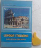 Lingua italiana Manuale per I principianti Constantin Marcusan limba