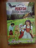 e4 Heidi, fetita muntilor - Johanna Spyri