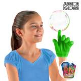 Joc de Baloane de Săpun cu Mănușă Junior Knows