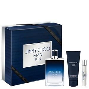 Jimmy Choo Jimmy Choo Man Blue Set 100+7,5+100 pentru barbati foto
