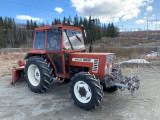 Tractor Fiat 446 DT cu Suflantă de zăpadă