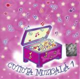 CD Cutiuța Muzicală 1  , original, holograma