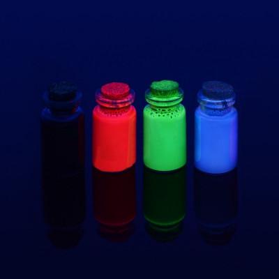 Cerneala fluorescenta vizibila inkjet pentru Epson, set 4 culori foto