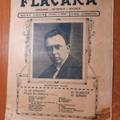 flacara 22 februarie 1914-alexandru vlahuta,violonistul c.c. nottara, o. goga