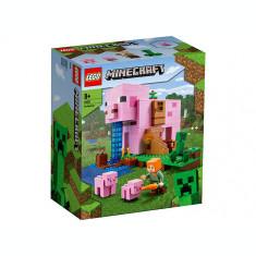 LEGO Minecraft - Casuta purcelus 21170