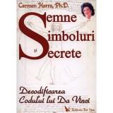 Carte Carmen Harra - Semne Simboluri Si Sectrete