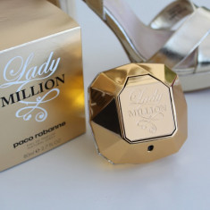 Parfum Original Tester Paco Rabanne Lady Million
