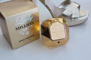 Parfum Original Tester Paco Rabanne Lady Million