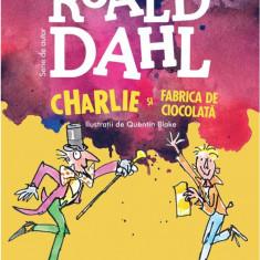 Charlie si Fabrica de Ciocolata   Roald Dahl