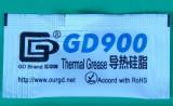 Plic pasta termica termoconductoare  pentru procesor , placa video