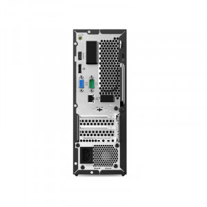 Sistem desktop Lenovo Think Centre V530s-07ICB SFF Intel Core i7-8700 8GB DDR4 256GB SSD Windows 10 Pro Black