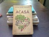 Acasa - Stefania Velisar Teodoreanu