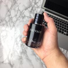 Parfum Original Christian Dior -Sauvage Tester