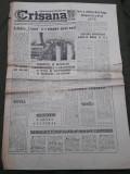 Ziar Crisana Oradea Bihor 3 decembrie 1975