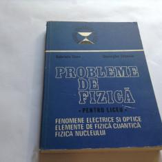 Probleme De Fizica Pentru Liceu - Gabriela Cone, Gheorghe Stanciu,RF15/3