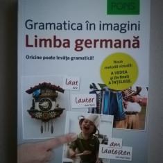 Gramatica in imagini limba germana