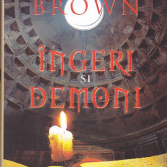 DAN BROWN - INGERI SI DEMONI