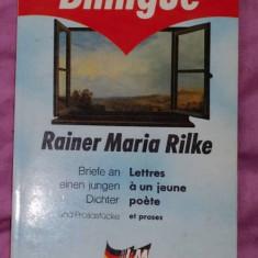 Briefe an einen jungen Dichter und Prosastücke ed. bilingva/ Rainer Maria Rilke