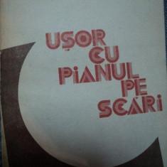 USOR CU PIANUL PE SCARI MARIN SORESCU