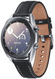 Smartwatch Samsung Galaxy Watch 3 SM-R850, Procesor Dual-Core 1.15GHz, Super AMOLED 1.2inch, 1GB RAM, 8GB Flash, Bluetooth, Wi-Fi, Carcasa Aluminiu, B