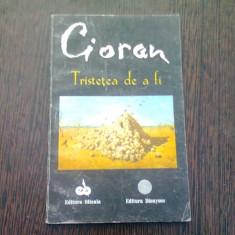 TRISTETEA DE A FI - CIORAN