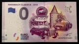 Germania 0 Euro Souvenir Auto RHEINBACH CLASSICS 2019 UNC **