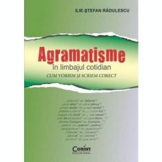 Agramatisme în limbajul cotidian