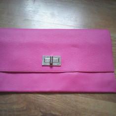 Plic dama, piele naturala, roz, Alta