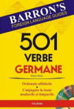 Cumpara ieftin 501 verbe germane/Henry Strutz