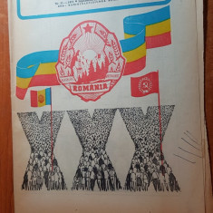 revista radio-tv saptamana 25-31 decembrie 1977-revelion 1978