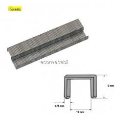 Capse Pentru Lemn si Tapiserie 1000 buc TBuild XELL 6mm