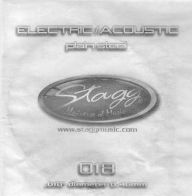 Coarda chitara electrica/acustica Stagg PLS-011 foto